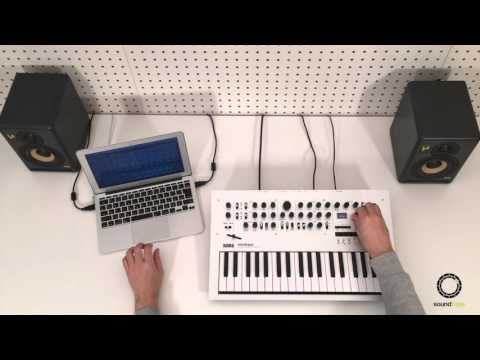 KORG minilogue #3 | with Ableton Live