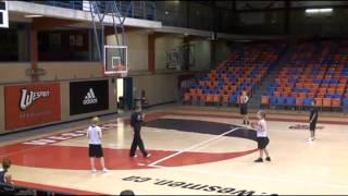 Building a Basic Team Offense for Youth Basketball - Lisa Thomaidis