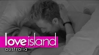 The Villa's weirdest spooning moments | Love Island Australia 2018