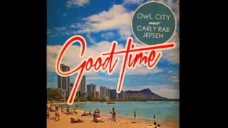 Owl City & Carly Jepsen - Good Time (Audio)