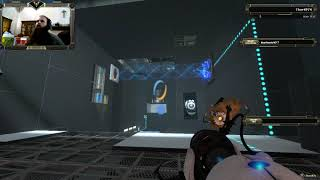 Portal 2 with Thor Episode 4