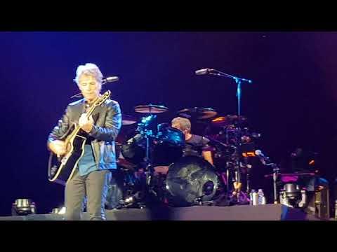 (You want to) Make a Memory - Bon Jovi  - São Paulo Trip 23/09/2017