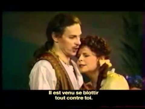 Il core vi dono - Cosi Fan tutte - Mozart - Susan Graham, Simon Kennlyside - Paris 1996