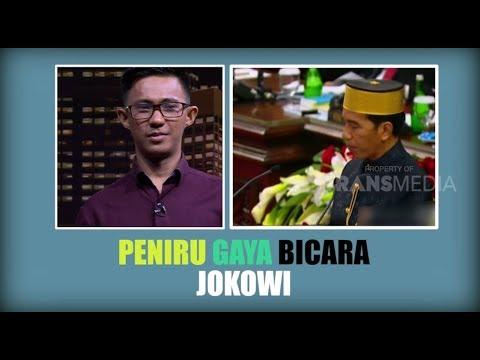 Sony, Peniru Gaya Bicara Jokowi | HITAM PUTIH (01/10/18) 1-4