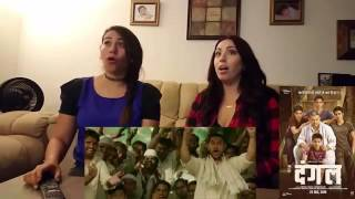dangal official trailer cynthias and amber reaction aamir khan disney youtube 360p