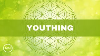 Youthing - Anti-Aging / Reverse Aging Process - Binaural Beats - Meditation Music thumbnail