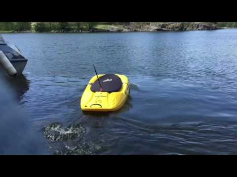 ANKA  Developed for Autonomous hydrographic mapping in shallow waters