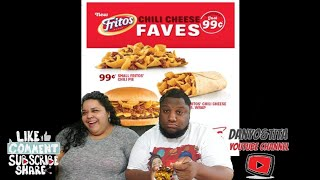 Sonic Drive-In Fritos Chili Cheese Faves Review