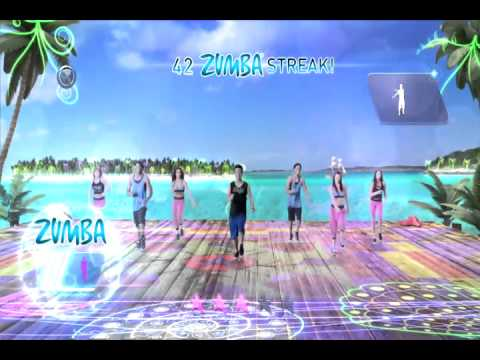 Zumba Fitness World Party Pega Pega
