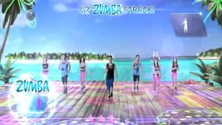 Zumba Fitness World Party Pega Pega