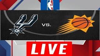 Phoenix Suns vs San Antonio Spurs Full Game HD - NBA 2018-19