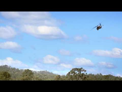 Don't just fly, fly Army: Black Hawk.
