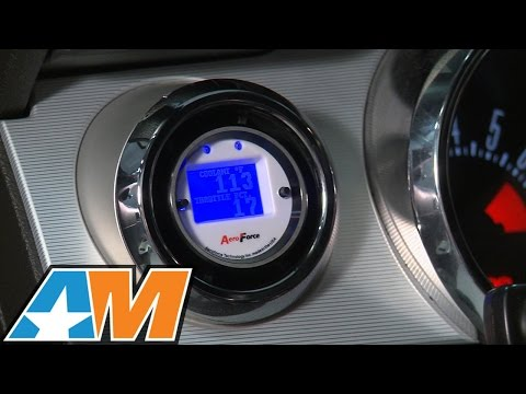 2005-2014 Mustang Aeroforce Dual Interceptor Gauge Review & Install