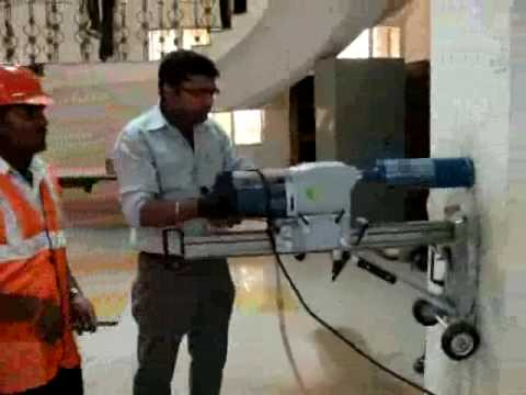 ANULAB RCC Core Cutting Compressive Strength of Cylinder