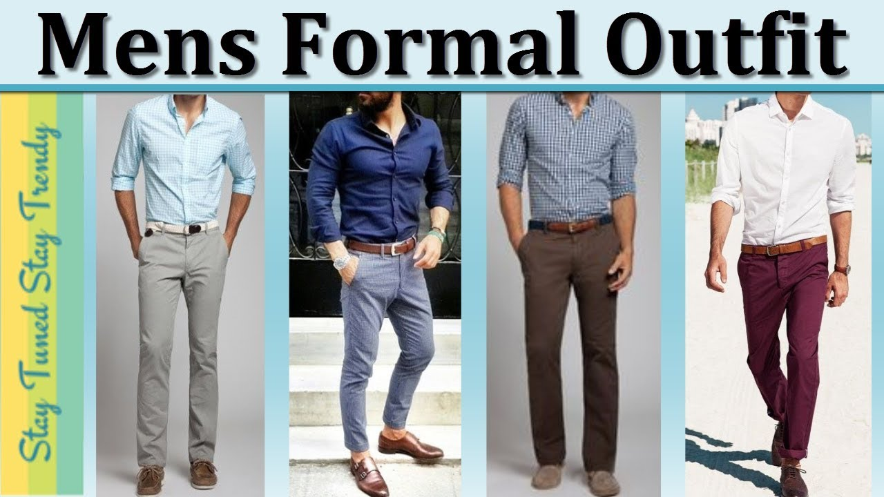 Latest Indian Men Formal Style Mens Office Wear Lookbook Formal