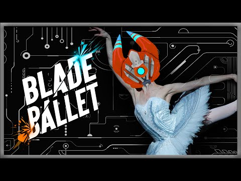 Ballet but with Blades [Roommates]