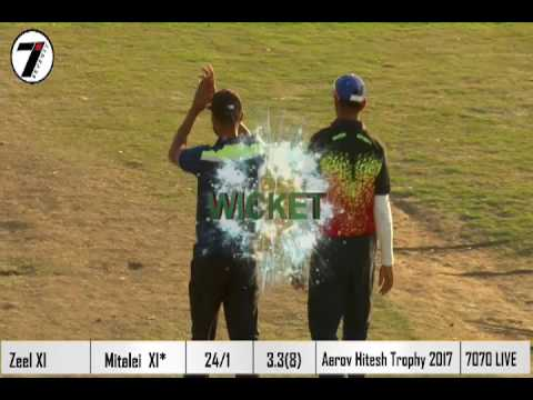 Final - Arav Hitesh Trophy 2017