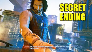 Cyberpunk 2077 - Secret ENDING (Don't Fear The Reaper Full Ending)