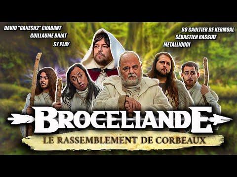 BROCÉLIANDE : LE RASSEMBLEMENT DE CORBEAUX