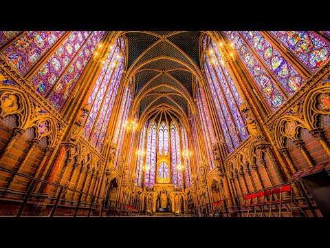 A Walk Through Sainte-Chapelle, Paris