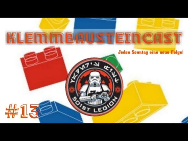 Leaks zum Lego Star Wars Bad Batch Shuttle - KlemmbausteinCast #13