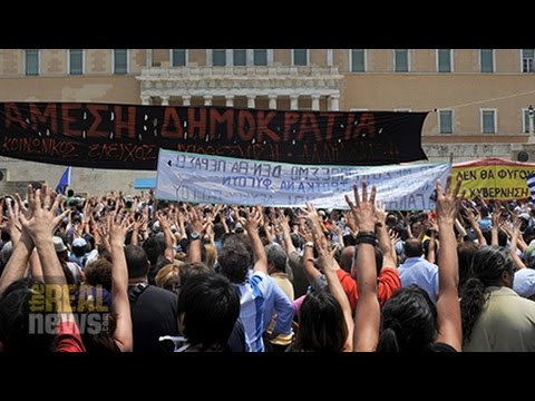 Video: The Anti-Capitalist Greek Left Says No to Austerity and