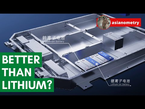 CATL's Sodium-Ion Battery: Better than Lithium?