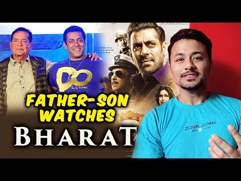 BHARAT Movie | Salman Khan And Salim Khan Father-Son Duo Watched The Movie Mp3
