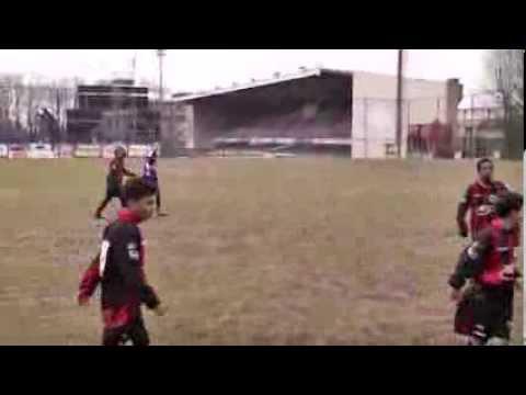 RWDM Brussels FC- RSC Anderlecht(22-02-2014)  0-2    U12