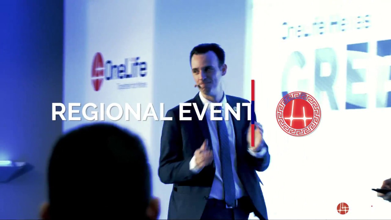 OneLife ギリシャ、2018年5月