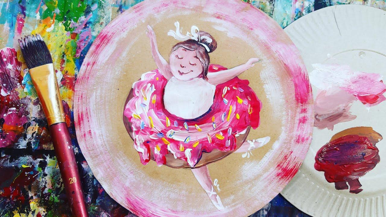 Картинки балерина на природе отличается обычной