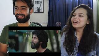 Kabir Singh – Official Trailer | Shahid Kapoor | Sandeep Reddy Vanga | REACTION REVIEW WITH RIYA