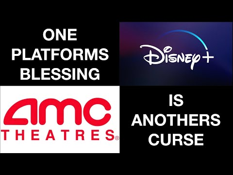 The End Of Movie Theaters? | How Streaming May Have Just Taken The Lead.