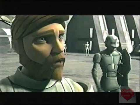 Star Wars The Clone Wars Promo Cartoon Network 2009 B Youtube