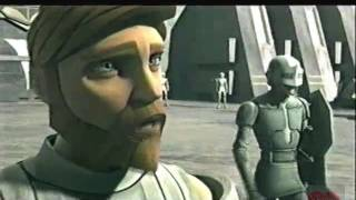 Star Wars The Clone Wars | Promo | Cartoon Network | 2009 | B