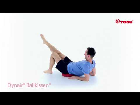"Video: Togu Dynair Ballkissen ""Senso 33 cm"" Ball Cushion"