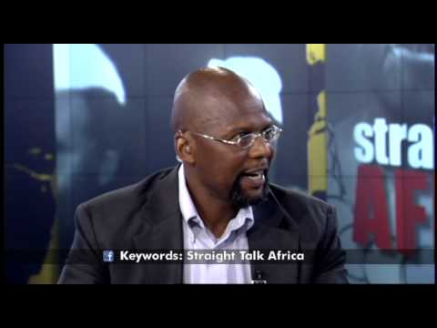 Straight Talk Africa Guest Rev. Dr. Isaac Mwase on ...