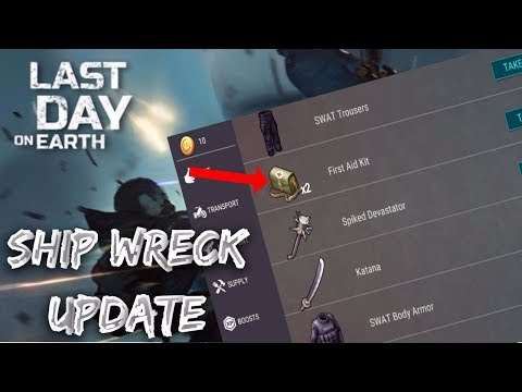 How to get BETTER things in your INBOX - Ship Wreck Event | Last day on Earth