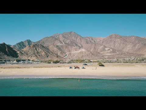 Camping In Fujairah | Casey Neistat Inspired