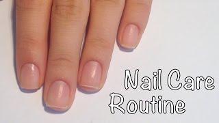 My Nail Care Routine / ane_li