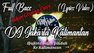Gambar cover DJ Jakarta Kalimantan - Sinka Sisuka - Remix Full Bass (Asal Jangan Pindah Ke Hati Mantan)