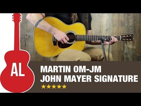 Martin OM-JM John Mayer Review