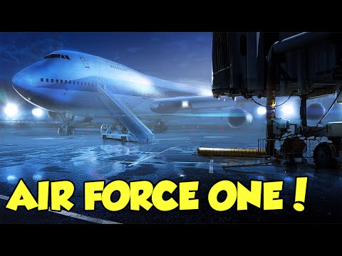 Air Force One! The Ultimate Plan, Rainbow Six Siege.