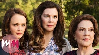 top 10 gilmore girls characters