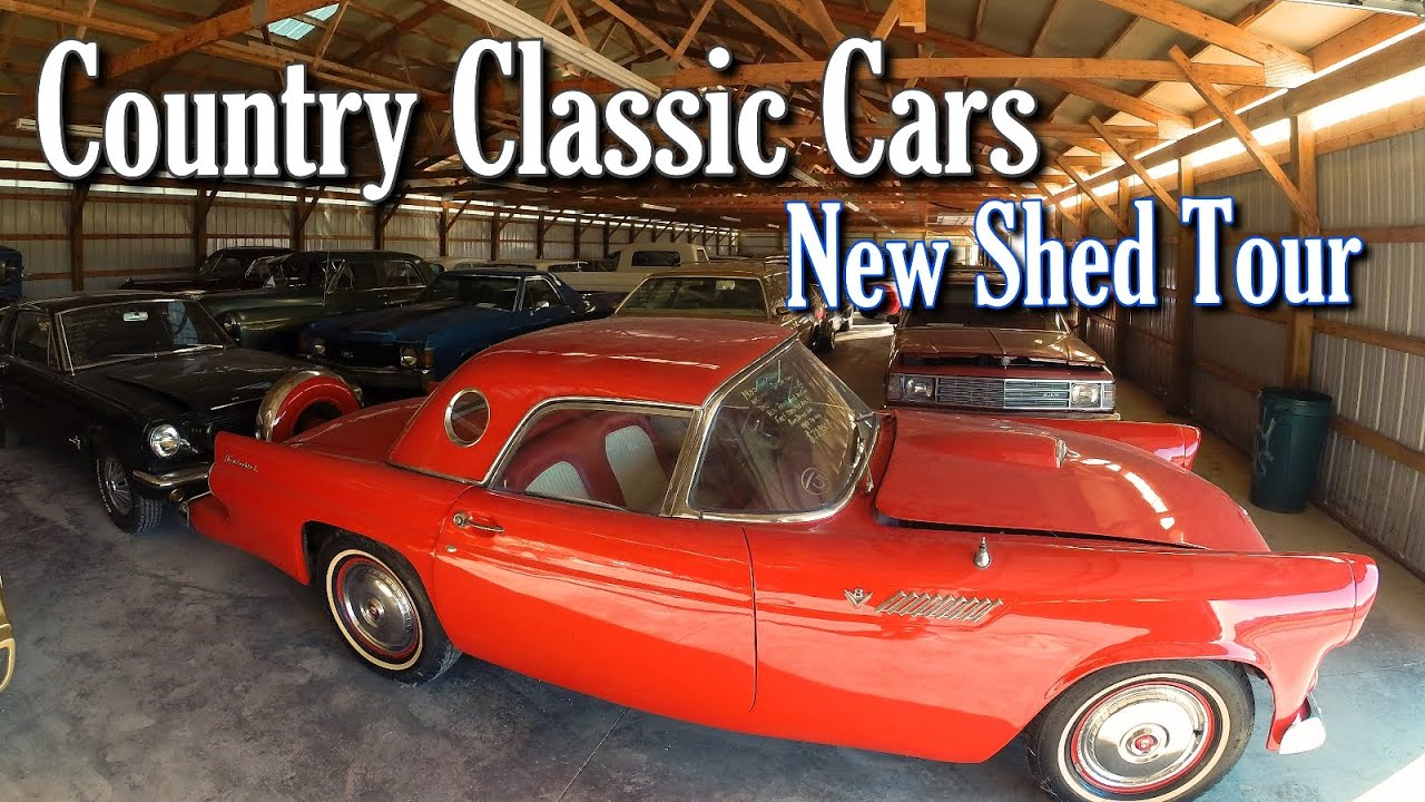 New Tour Country Classic Cars Hot Rods Muscle Cars
