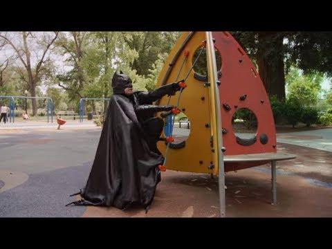 BATMAN'S A BITCH