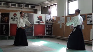 jo no awase 5 [TUTORIAL] Aikido advanced weapon technique