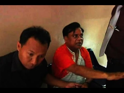 Download EXCLUSIVE : Chhota Rajan asks ABP News Reporter to shut the camera