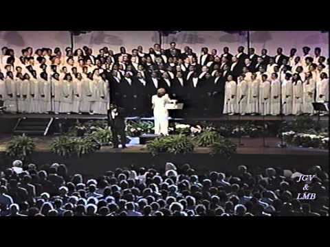 I'm Not Afraid - The Brooklyn Tabernacle Choir