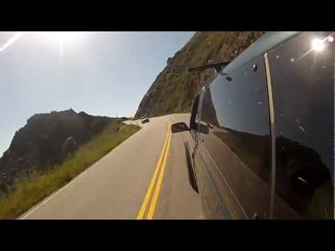Driving Highway 1 Big Sur - Time Lapse in 1 Minute GoPro